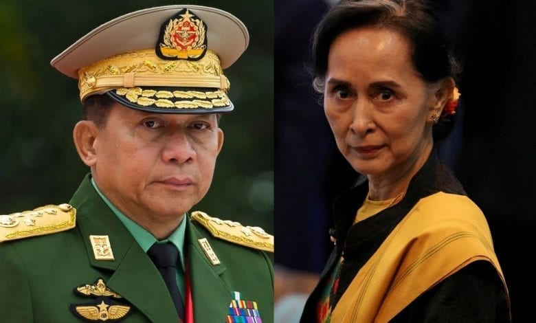 Myanmar coup: Court files fresh charges against Suu Kyi