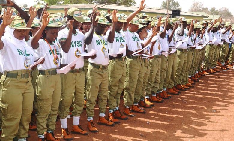 457 Lagos NYSC members for orientation in Ogun, Oyo