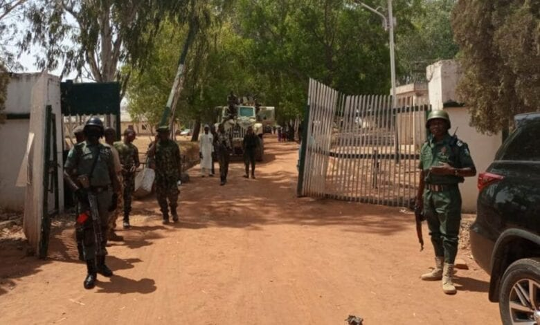 5 abducted kaduna student rescued says, Army