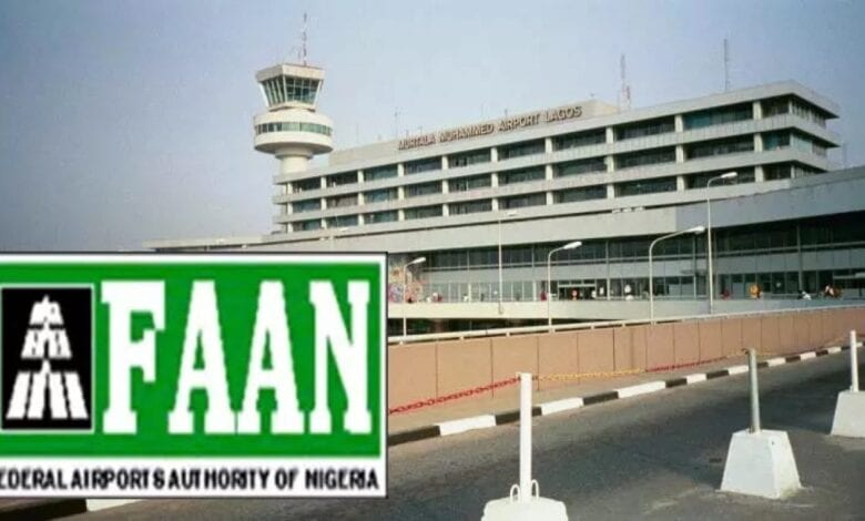 FAAN to resolve in 6-month contract issue delaying runway lighting  installation