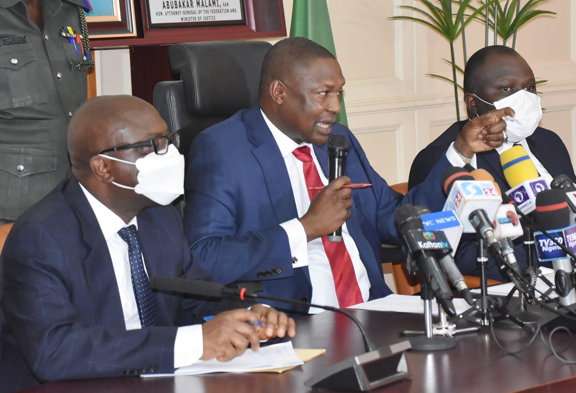 Malami assures judges, judicial workers of enhanced salaries