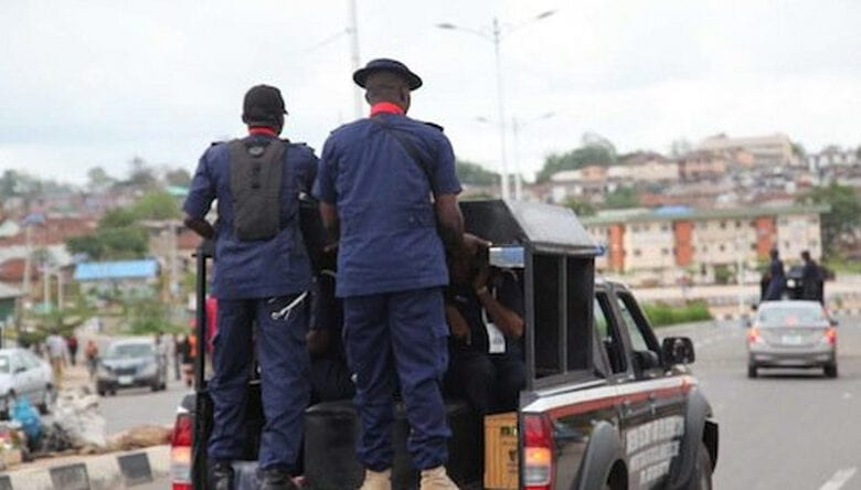 NSCDC arrests suspected kidnapping syndicate collaborator, recover pistol
