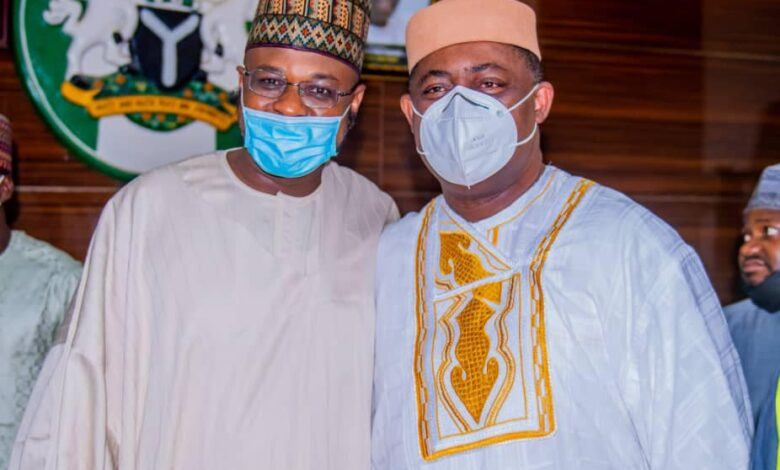 """Yusuf Buhari's wedding: How Pantami became FFK's """"friend, brother"""" from """"a  psycopathic, insane individual"""""""