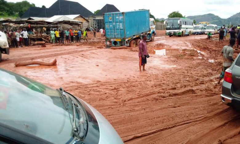 Ministry of Works to restore normal traffic-flow on Kabba-Omuo-Ekiti road